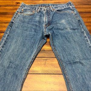 Vintage Levi's 505 Straight Men's Jeans W32